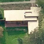'Herbert Jacobs House' by Frank Lloyd Wright (Birds Eye)