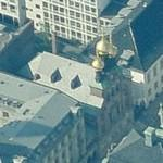 Alexander Nevsky Church (Birds Eye)