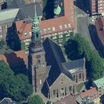 St. Petri Church (Birds Eye)
