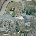 Maryvale Prep School Castle (Birds Eye)