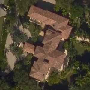 Mario C Ferro Jr's House (Bing Maps)