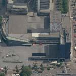 'Netherlands Dance Center' by Rem Koolhaas (Birds Eye)