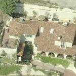 Brian Austin Green's House (former) (Birds Eye)