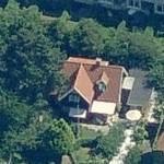 Søren Pilmark's house