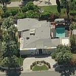 Liberace's former house