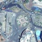 Taksim Square & Republic Monument (Bing Maps)