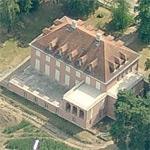 Hasso Plattner's house