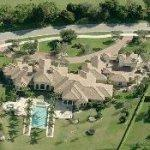 Wayne Huizenga Jr.'s House (Birds Eye)