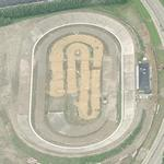 Antwerp (Ter Beke) Cycling Centre (Birds Eye)