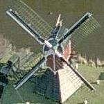 Windmill 'Kikkermolen'