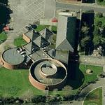 D-Day Museum (Birds Eye)