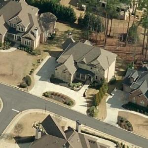 NeNe Leakes' House (Former) (Birds Eye)