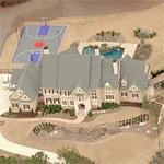 Antonio Davis' house (Birds Eye)