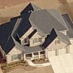 Jeff Francoeur's House (Birds Eye)