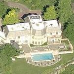 Avi Stein's House (Birds Eye)