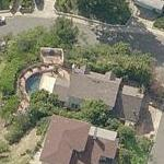 David Hasselhoff's House (former) (Birds Eye)