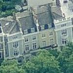 Jamie Oliver's house (Birds Eye)