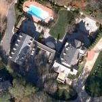 Dudley L. Moore Jr's House (Bing Maps)