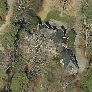Gene Burleson's House (Birds Eye)