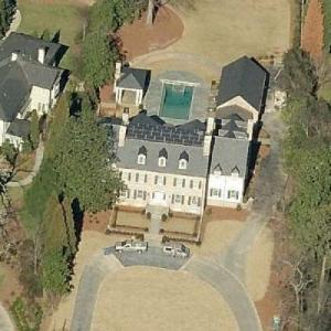 Michael A. Klump's house (Birds Eye)