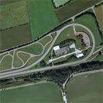 BMW test track (Bing Maps)