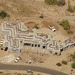 Dan Haren's House (Birds Eye)
