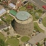 Martello Tower No. 60 (Birds Eye)