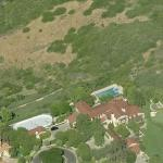 Bill Comrie's House (Bing Maps)