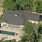 Johnny Galecki's House (Birds Eye)