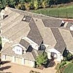 Adrian Beltre's House (Birds Eye)