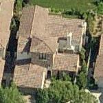 Reggie Jackson's House (Birds Eye)
