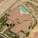 Frank Thomas' House (Birds Eye)