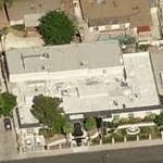 Liberace's House (former) (Birds Eye)