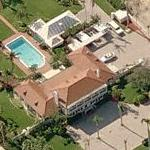 Jackie Soffer's house (Birds Eye)