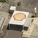 Shell aviation fuel (Birds Eye)
