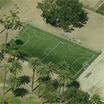 Artificial turf soccer field (Birds Eye)