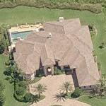 Ricky Watters' house