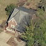 Jim Messina's house (Birds Eye)