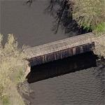 Fallasburg Bridge (Birds Eye)