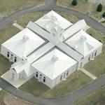 'Saint Peter's Catholic Church' by Hugh Newell Jacobsen (Birds Eye)