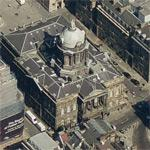 Liverpool Town Hall (Birds Eye)