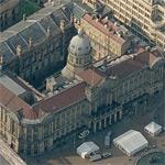 Council House, Birmingham (Birds Eye)