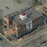 16th Street Baptist Church (Birds Eye)