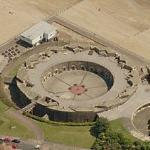 Eastbourne Redoubt (Birds Eye)