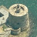 Martello Tower at Fort Denison (Birds Eye)