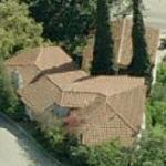 Delta Burke & Gerald McRaney's House (former) (Birds Eye)