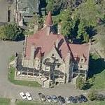 Craigdarroch Castle (Birds Eye)