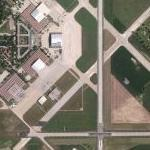 Former Chanute Air Force Base (Bing Maps)