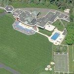26,000 square foot Mansion (Birds Eye)