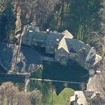 Donald Trump's Seven Springs estate (Birds Eye)